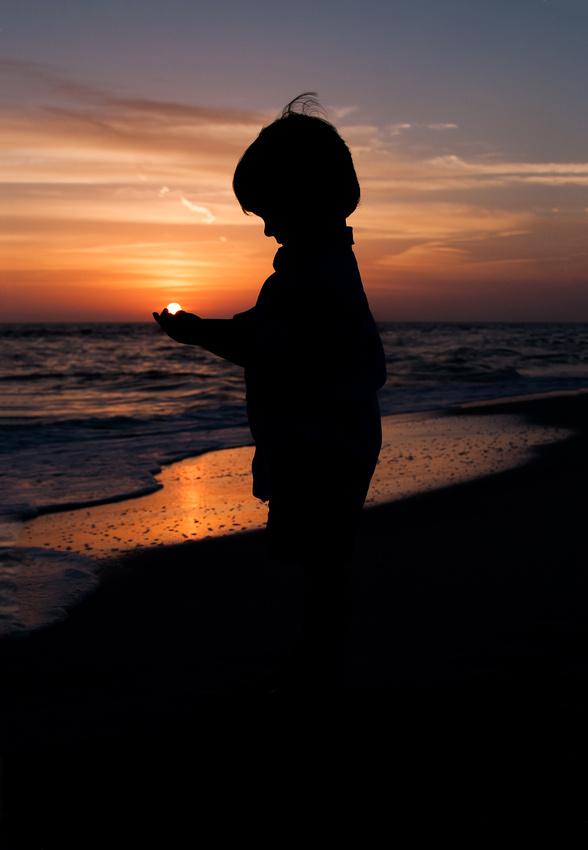 sunset_children_photography